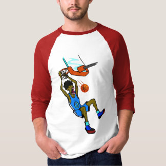 basket NBA Tee