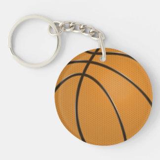 Basketdesign i traditionell orange och svart