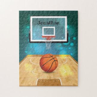 Basketdesignpussel Pussel