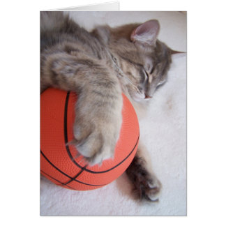 Basketdrömstudent Kort