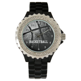 Basketklocka   Personalizable med namn Armbandsur