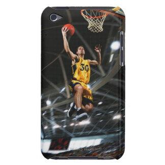 Basketspelarebanhoppning i luft barely there iPod case