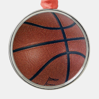 Basketvärldsstjärna Julgransprydnad Metall