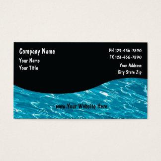 Bassäng tjänste- Cards_5 Visitkort