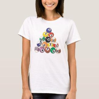 Bassängbollar Tee Shirt