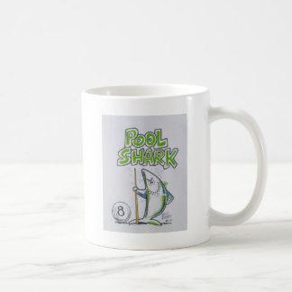 Bassänghaj Kaffemugg