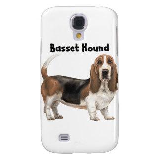 Bassethund Galaxy S4 Fodral