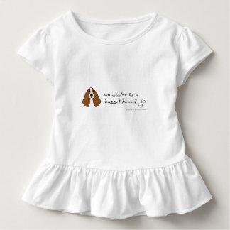 bassethund - mer föder upp t shirts