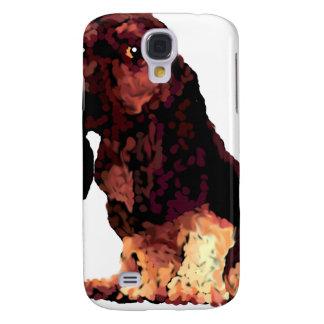 Bassethundvalp Galaxy S4 Fodral