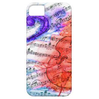 Bassnittlakan - casemate iPhone 5 fodral