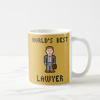 Bäst advokatmugg för PIXEL Kaffemugg