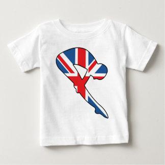 Bäst av britten, dykare t-shirt