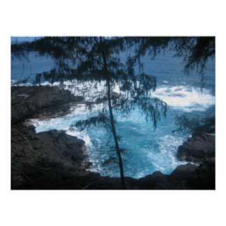 Bäst av Kauai den norr kusten Poster