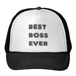 Bäst chef någonsin keps
