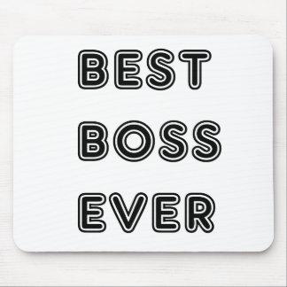 Bäst chef någonsin musmatta