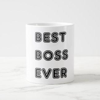 Bäst chef någonsin jumbo mugg