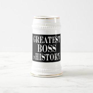 Bäst chefer: Mest underbar chef i historia Ölkrus