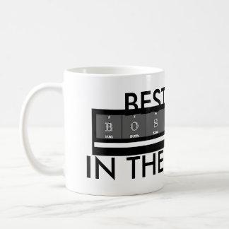 Bäst chefmugg! kaffe koppar