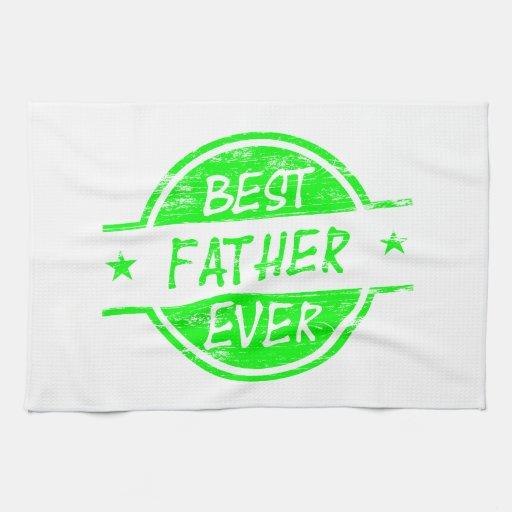 Bäst far någonsin Green.png Kökshanddukar