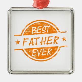 Bäst far någonsin Orange.png Julgranskula