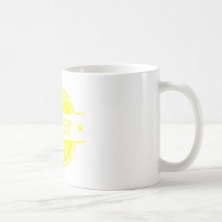 Bäst far någonsin Yellow.png Kaffe Mugg