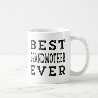 Bäst farmor någonsin kaffemugg
