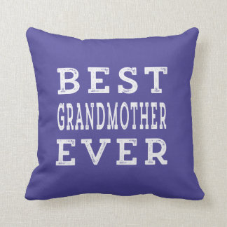 Bäst farmor någonsin kudde