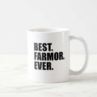 Bäst Farmor någonsin svensk farmor Kaffemugg