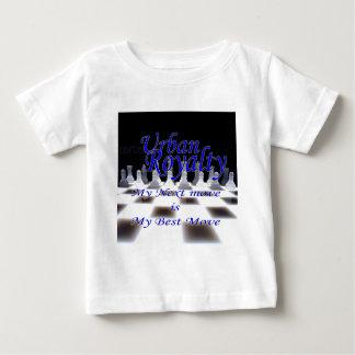 Bäst flyttningblått för stads- royalty t-shirt