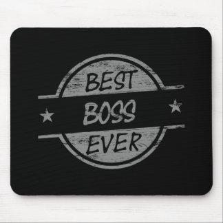 Bäst för chef grått någonsin mus mattor