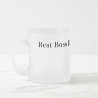 Bäst för chef mugg någonsin