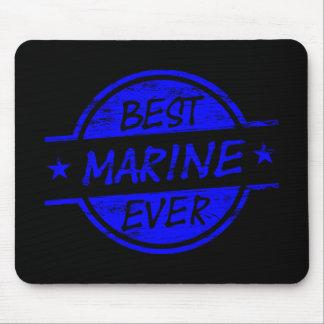 Bäst för flotta blått någonsin musmatta