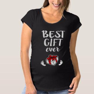 Bäst för gåva kvinna någonsin gravid skjorta för tee shirt