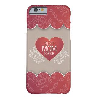 Bäst för mamma mors dag någonsin barely there iPhone 6 skal