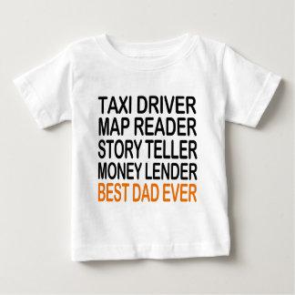 Bäst för pappa för fars dagfödelsedag någonsin tröja