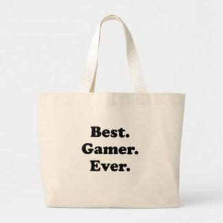 Bäst Gamer någonsin Tygkasse