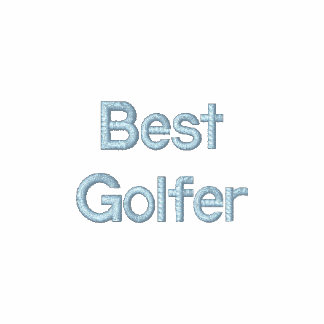 Bäst golfare för AA-ulljacka