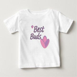 Bäst knopp t-shirt