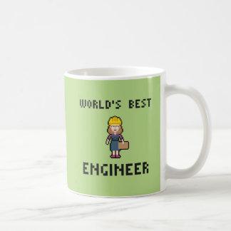 Bäst kvinnlig ingenjör för PIXEL Kaffemugg