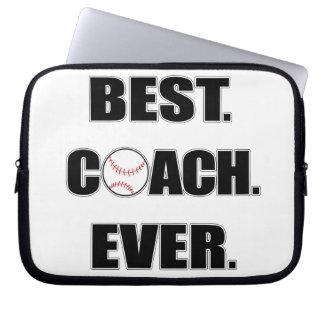 Bäst lagledare för baseball någonsin laptop fodral