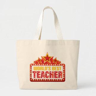 Bäst läraregåva för världar kassar