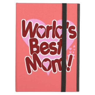 Bäst mamma för världar fodral för iPad air