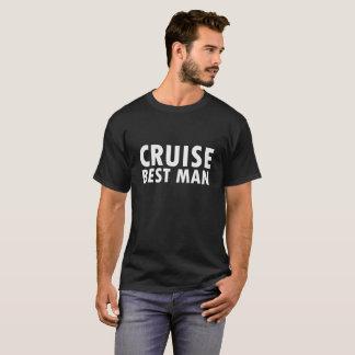 Bäst man för kryssning tee shirts