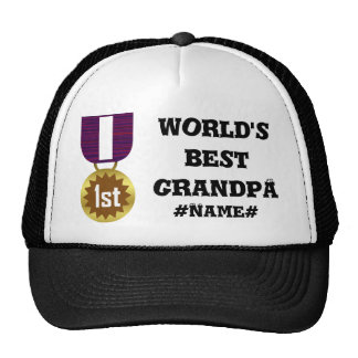 Bäst morfar keps