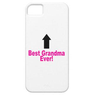 Bäst mormor iPhone 5 fodraler