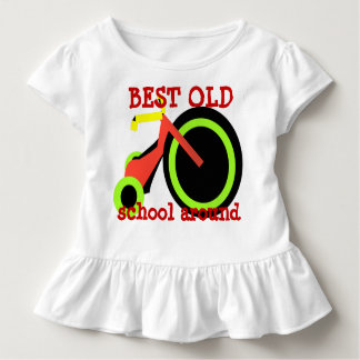 Bäst old school omkring - tee shirt