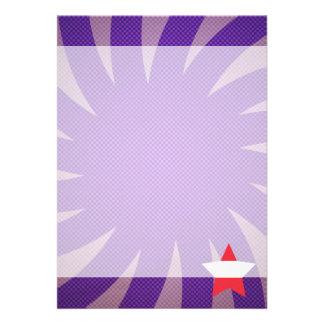 Bäst Österrike flaggadesign 12,7 X 17,8 Cm Inbjudningskort