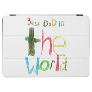 bäst pappa i världen iPad air skydd