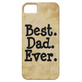 Bäst pappa någonsin iPhone 5 Case-Mate skydd
