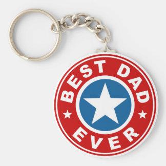Bäst pappa någonsin nyckelring